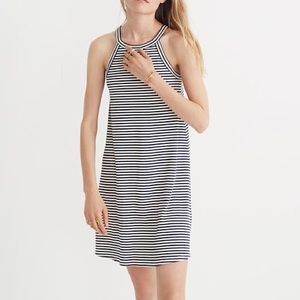 Madewell • District Dress in Stripe